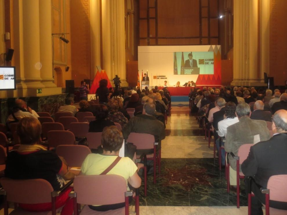 Congreso de las Comunidades Aragonesas en el Exterior