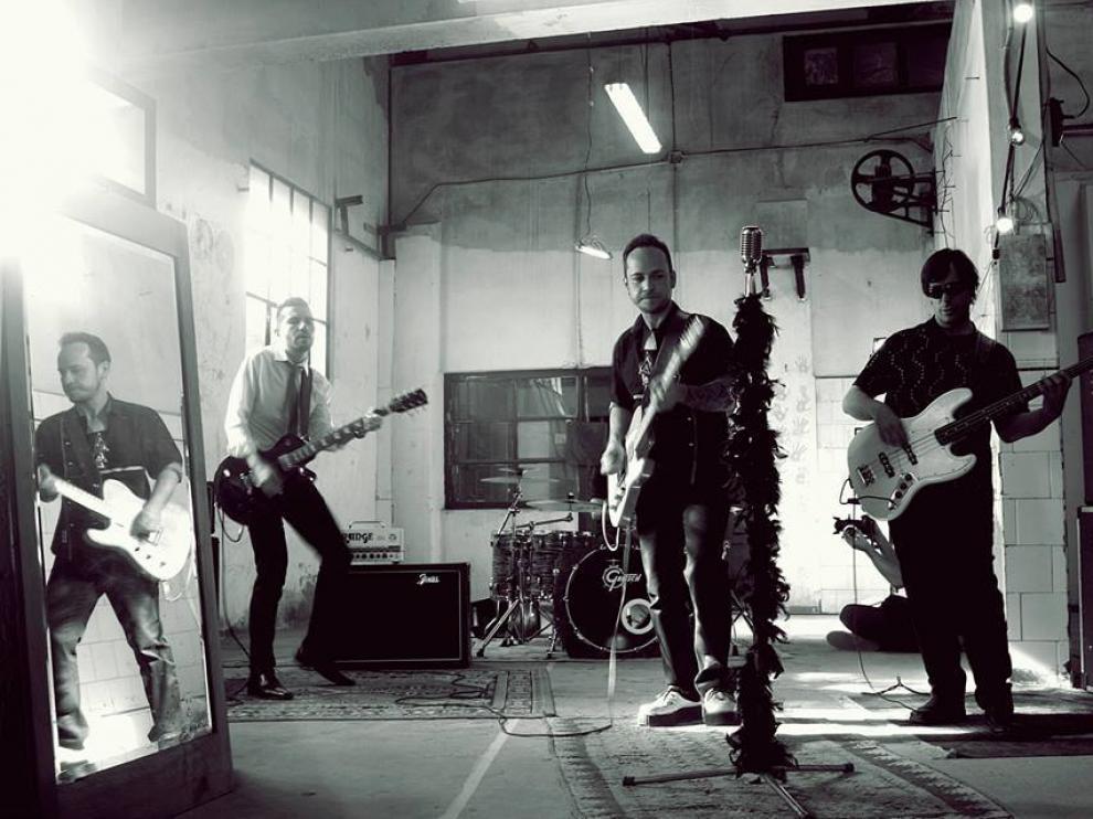 Rodaje del videoclip de Juanita Calamidad
