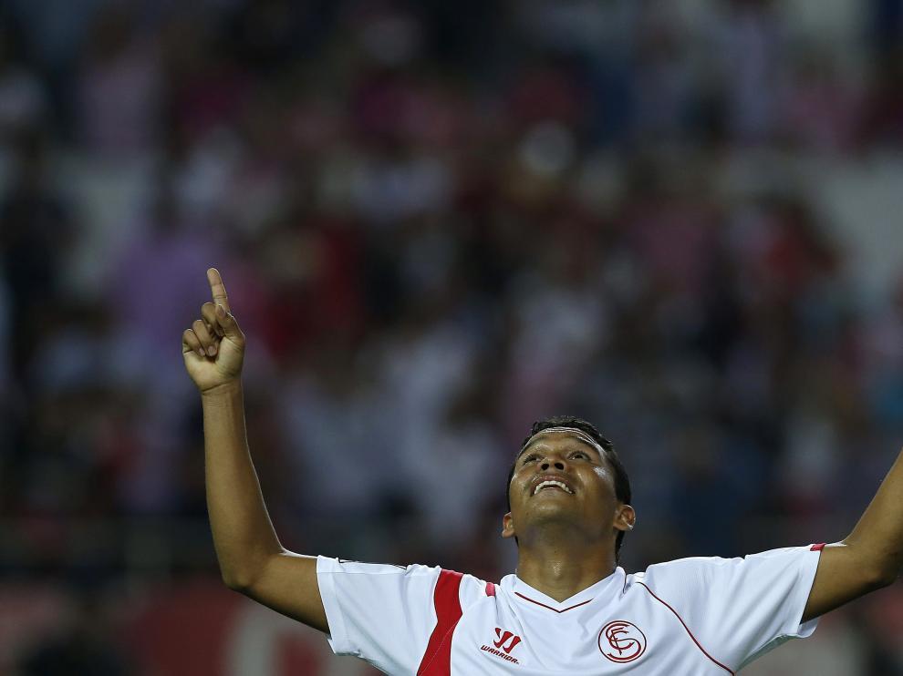 El Sevilla no desaprovechó la oportunidad