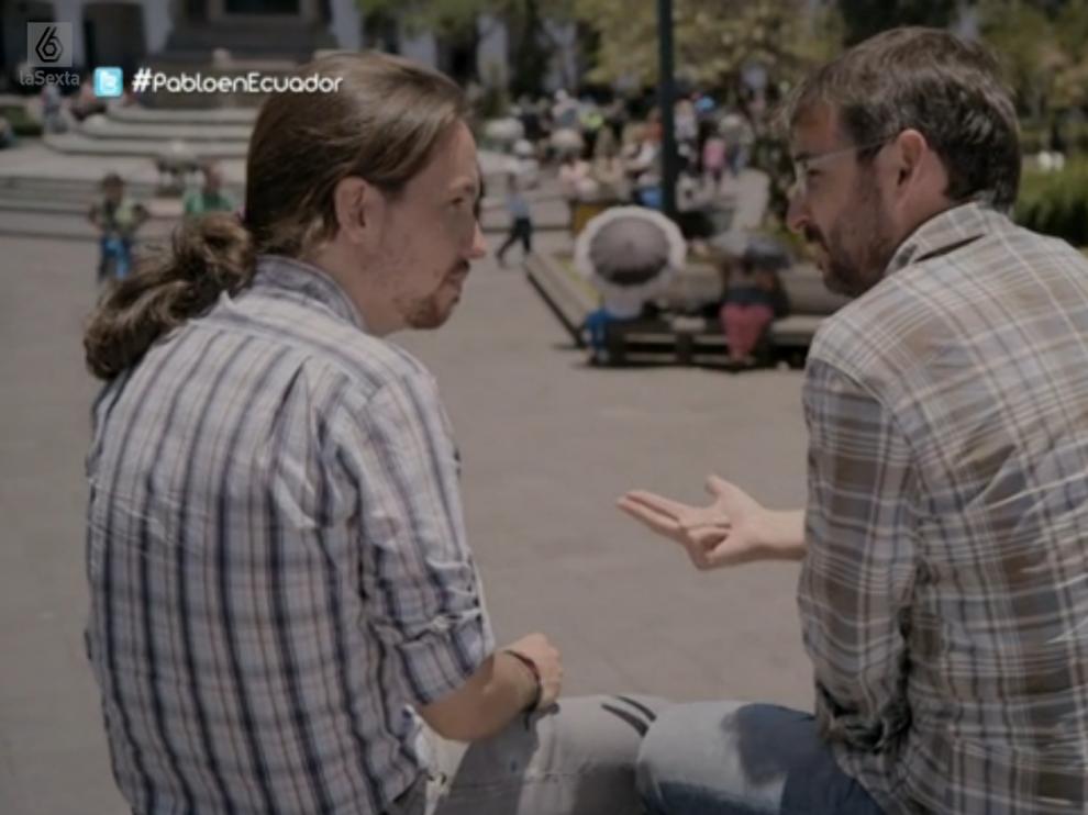 Pablo Iglesias abre la puerta a abandonar Podemos si no gana las elecciones generales