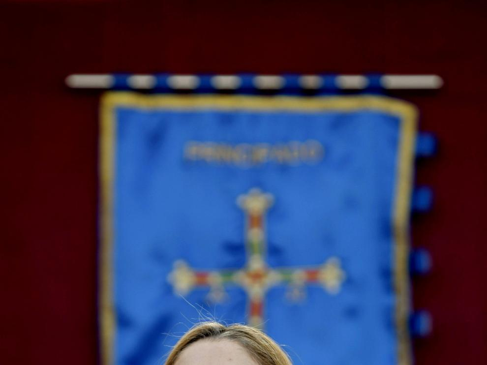 Ana Pastor en una imagen de archivo