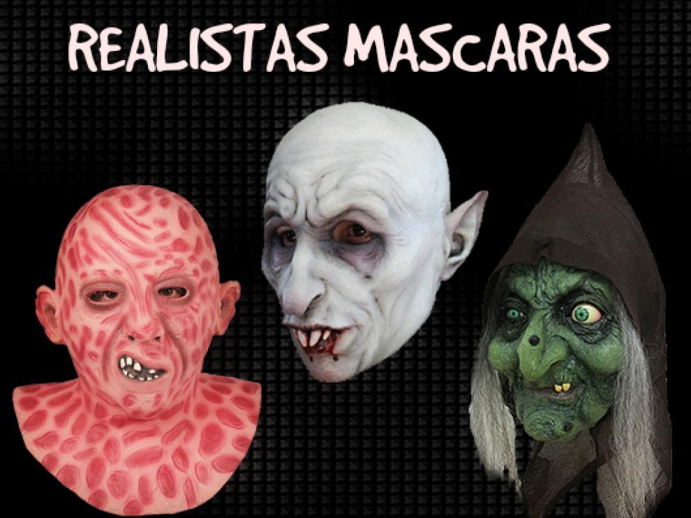 Las máscaras de Disfraces bacanal es de los productos que más se demandan para estas fechas