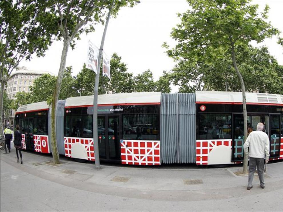Tranbús de Barcelona