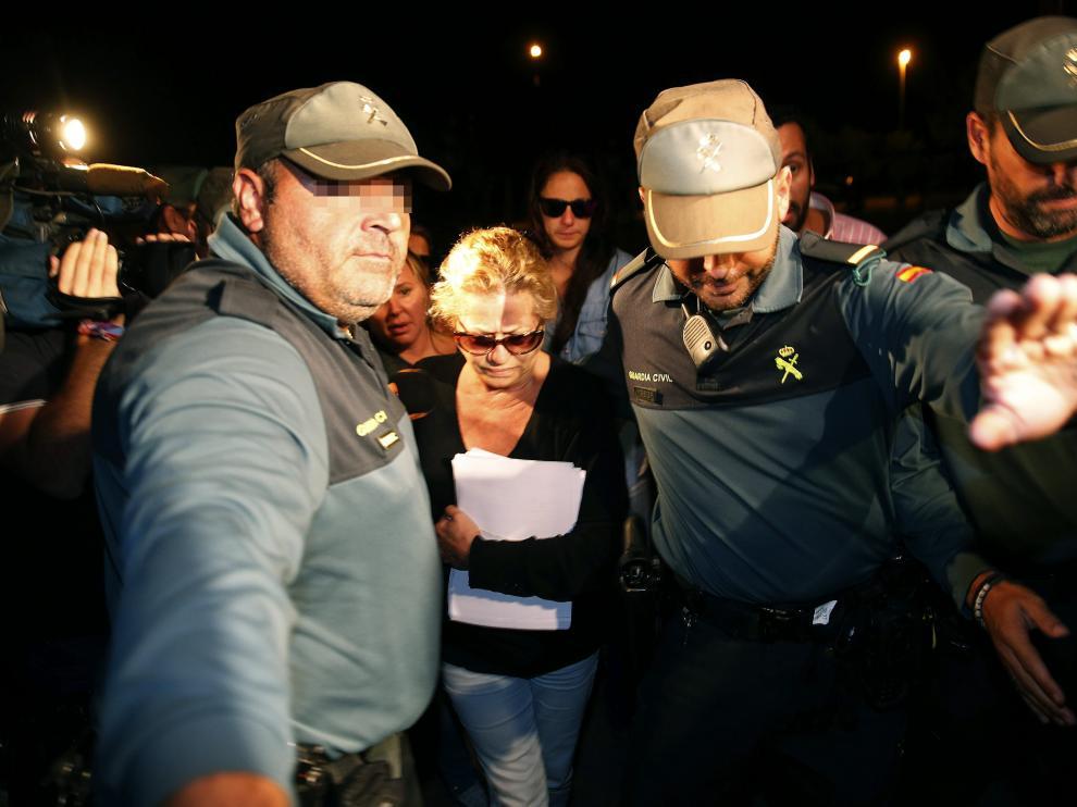 Maite Zaldívar ingresa en prisión tras ser condenada por blanqueo de dinero