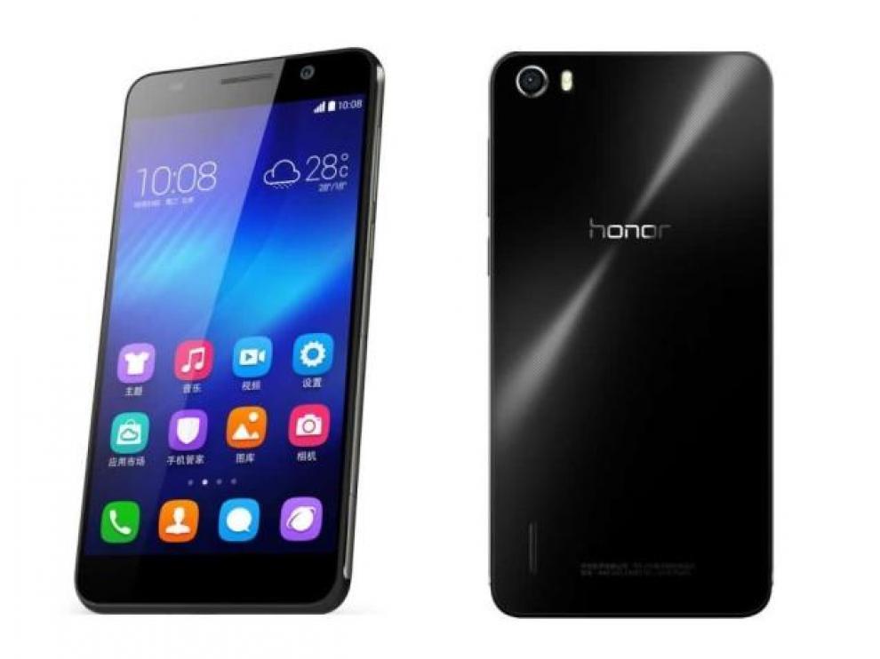 El Honor 6 tienen una pantalla de 5 pulgadas