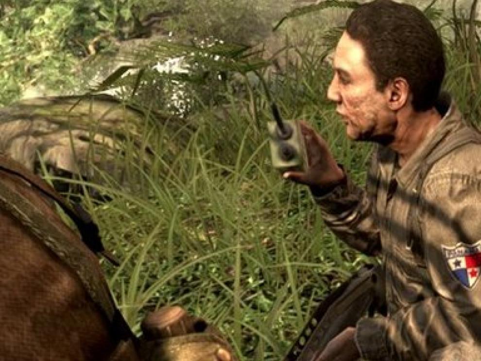 Noriega en el videojuego