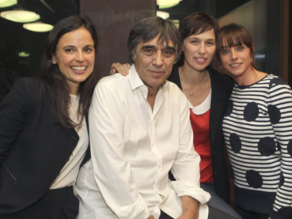 Anaya, Rubio, Gil y Díaz Yanes en Zaragoza