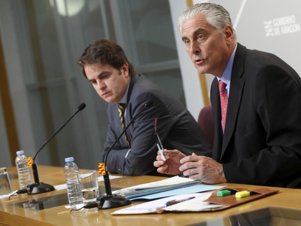 Bermúdez de Castro y Antonio Suárez