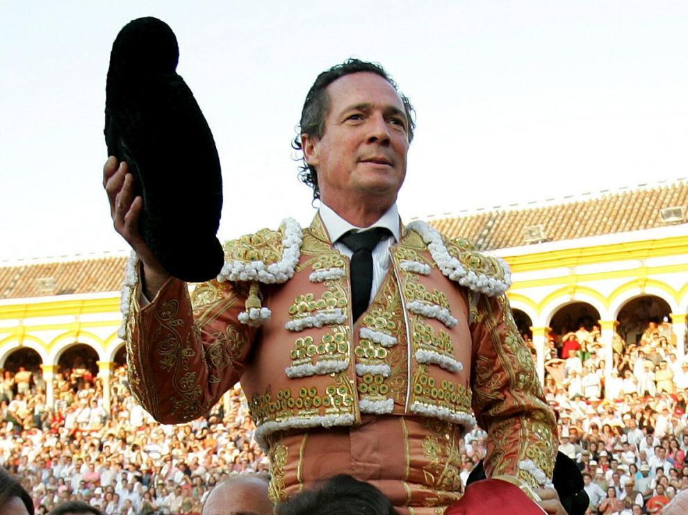 José María Manzanares, en una imagen de  2006