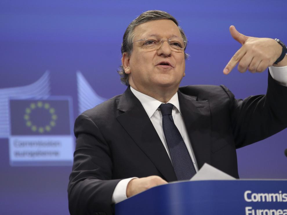 Durao Barroso, expresidente de la Comisión Europea.
