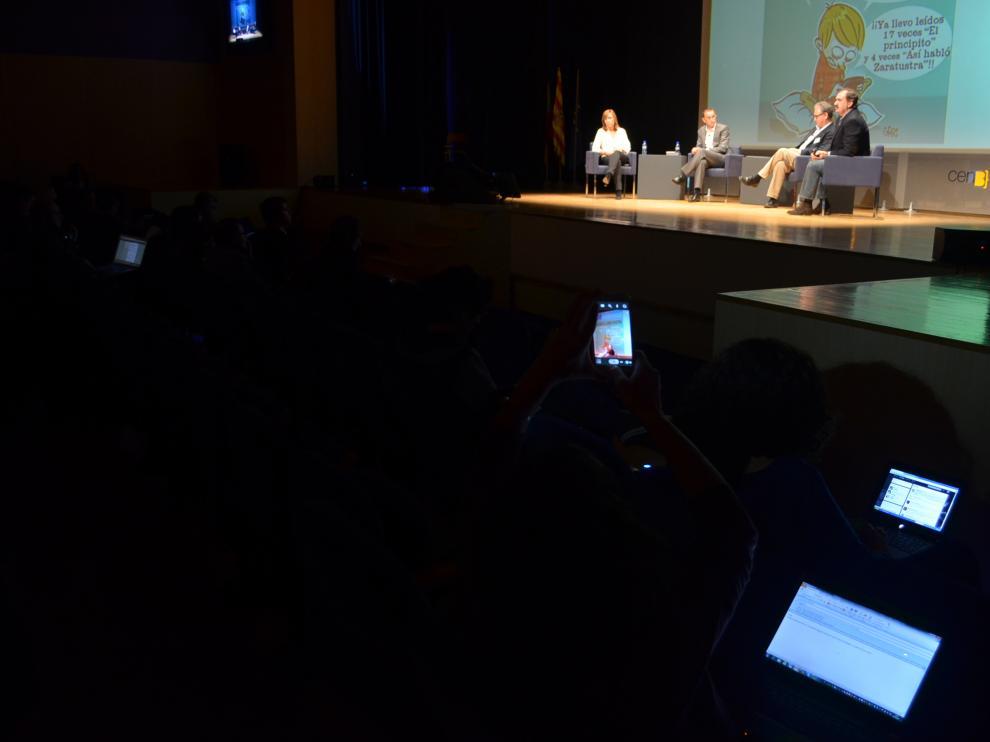 Congreso del Libro electrónico en Barbastro
