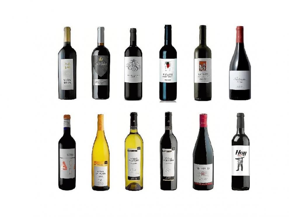 Los vinos aragoneses premiados con medalla de oro en Mundus Vini