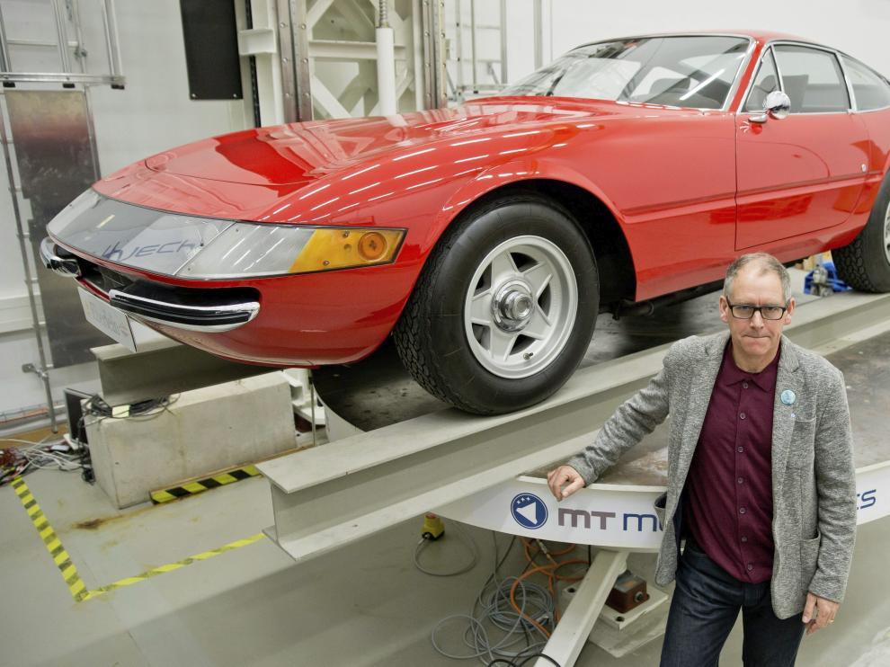 Un clásico, el Ferrari Daytona