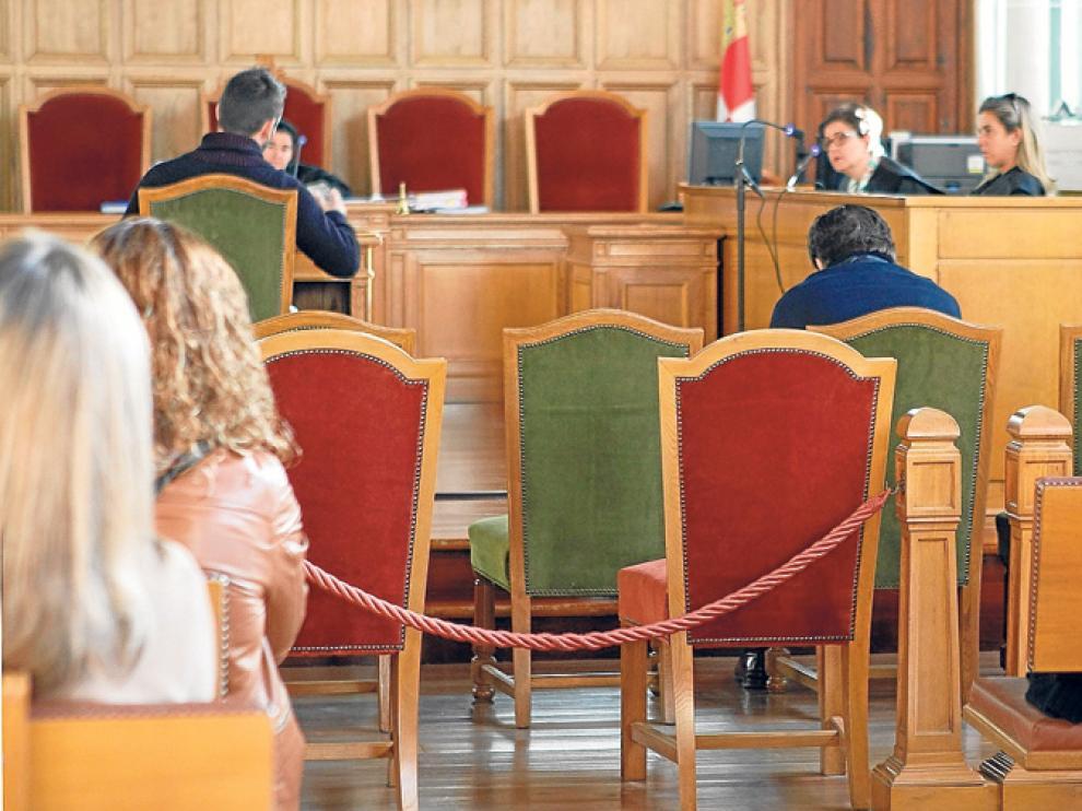 El juicio se celebró en octubre en el Juzgado de lo Penal