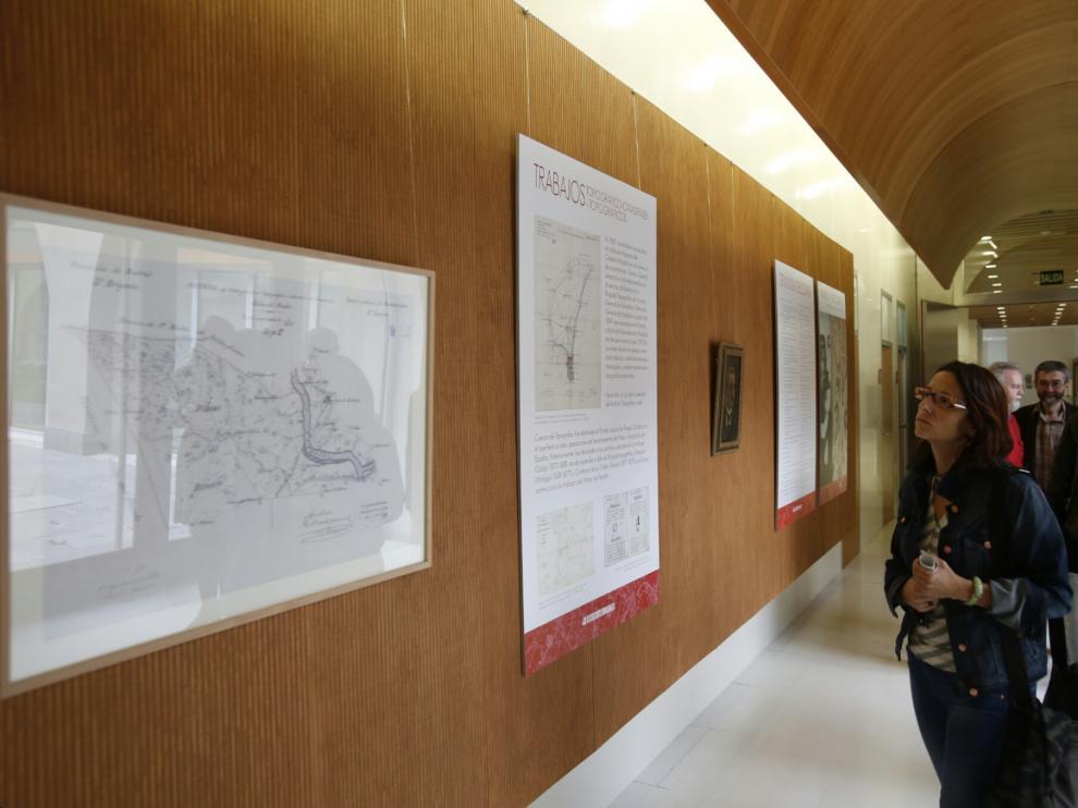 Inauguran las jornadas Pasión por la Topografía en honor a Dionisio Casañal