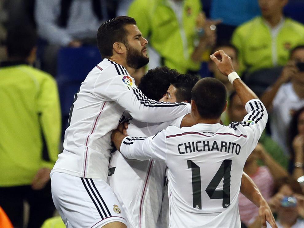 El Real Madrid sella el liderato y el Atlético la clasificación