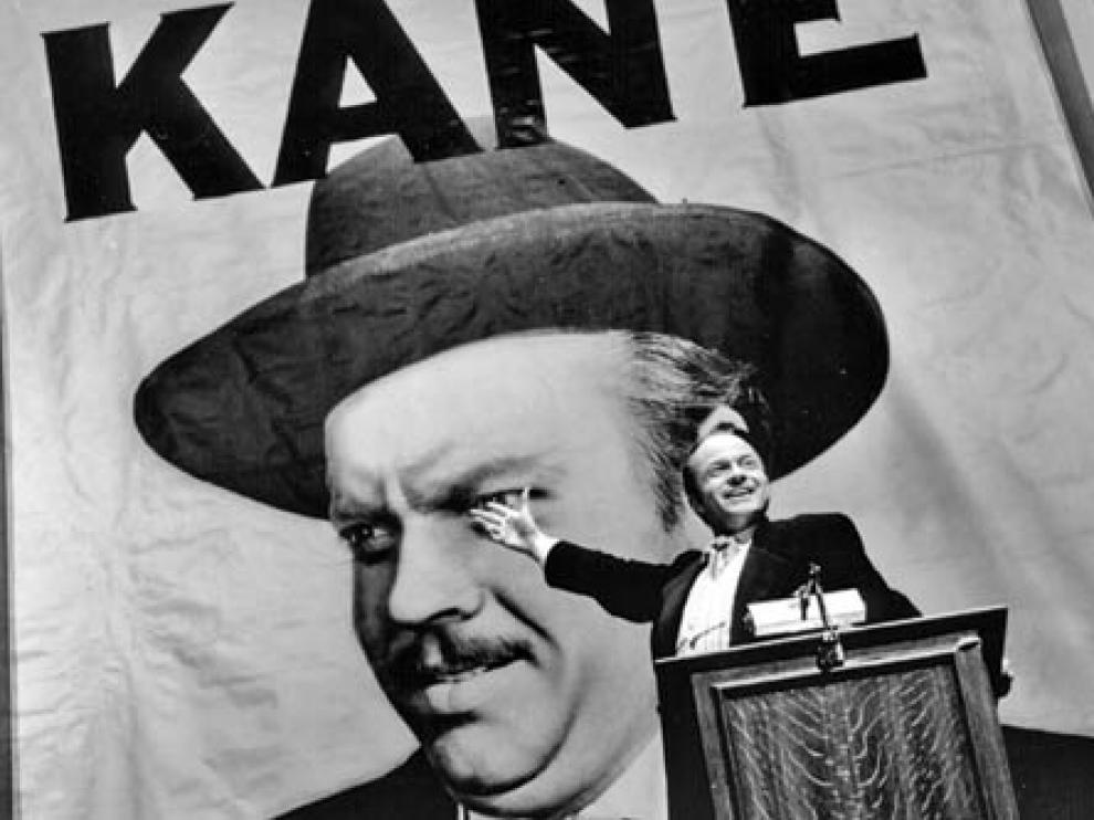 Fotograma de la conocida película de Orson Welles, 'Ciudadano Kane'