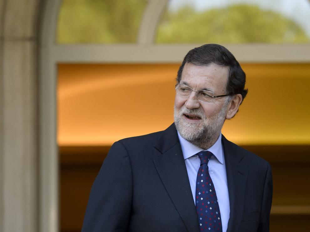 """Rajoy afirma que los esfuerzos y reformas han logrado """"un cambio de rumbo"""""""