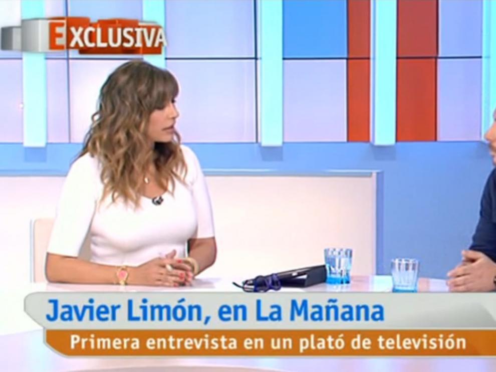 Fragmento de la entrevista entre Mariló Montero y Javier Limón