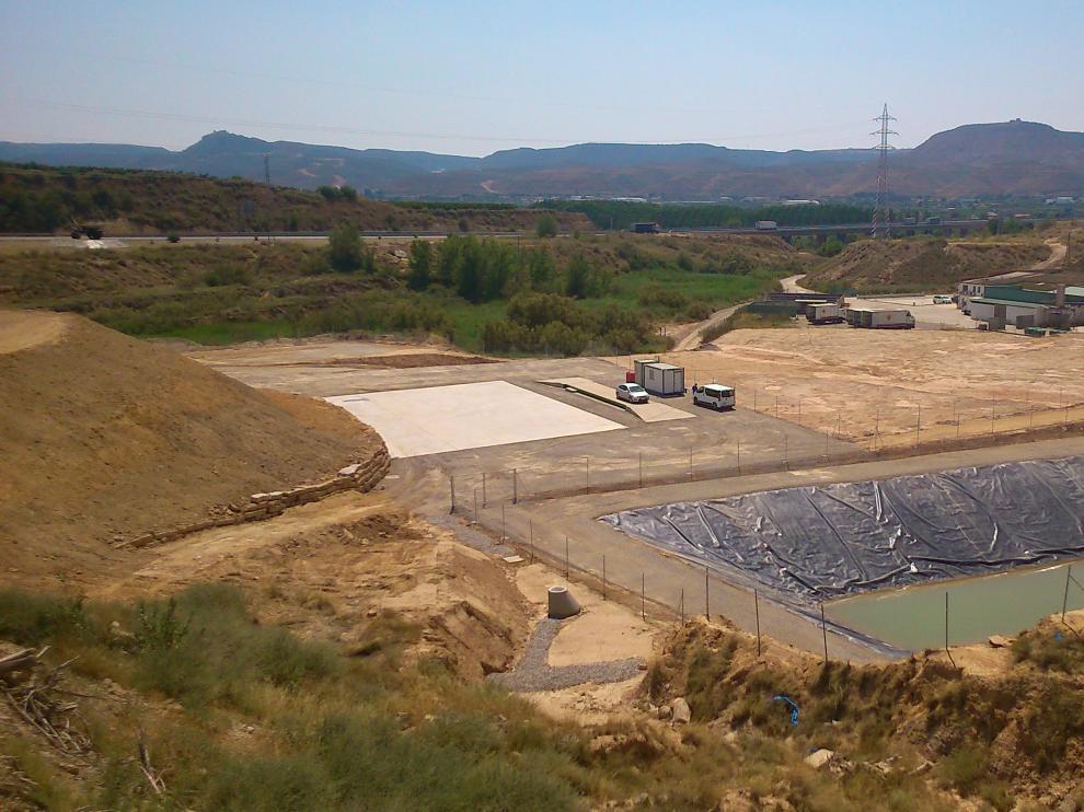 El vertedero de Sedasés ha mejorado sus infraestructuras