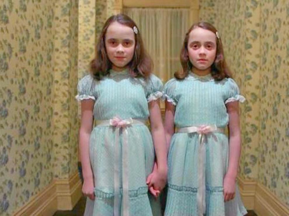 Fotograma de la película 'El resplandor'.