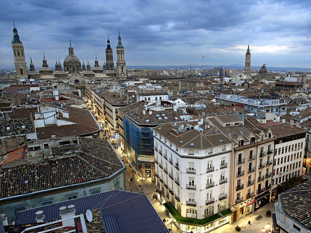 En Aragón aumentaron un 42,7% las firmas de hipotecas sobre viviendas