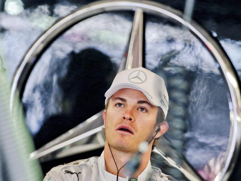 Rosberg ha sido el más rápido