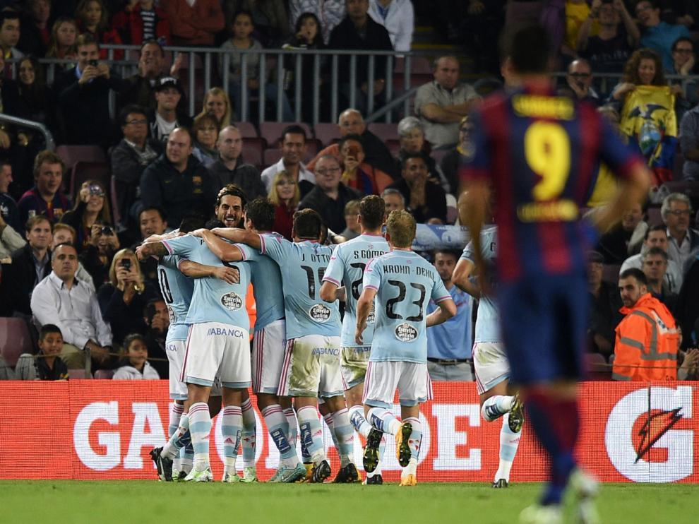 Tras la derrota ante el Celta, el Barça quiere recuperar la sonrisa en Champions