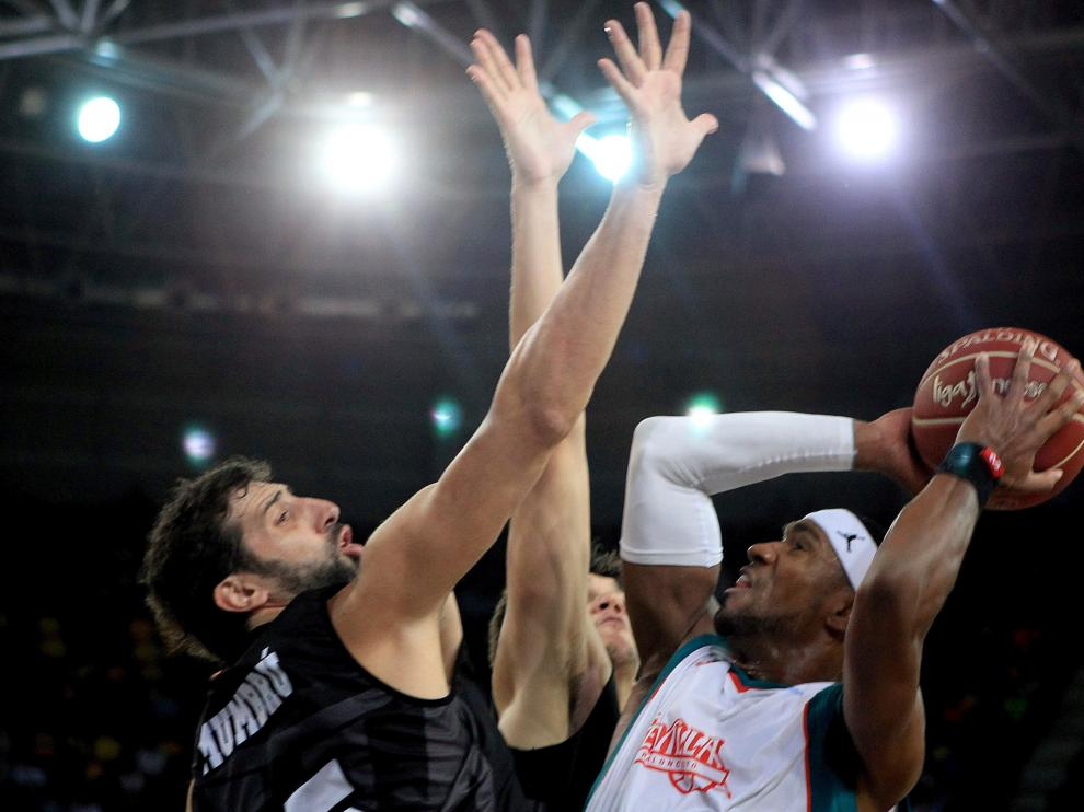 El Bilbao Basket hunde al Baloncesto Sevilla  con un resultado 89-61