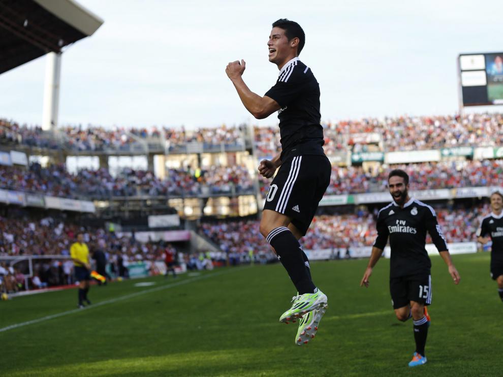 El Real Madrid ganó sin dificultad en Granada