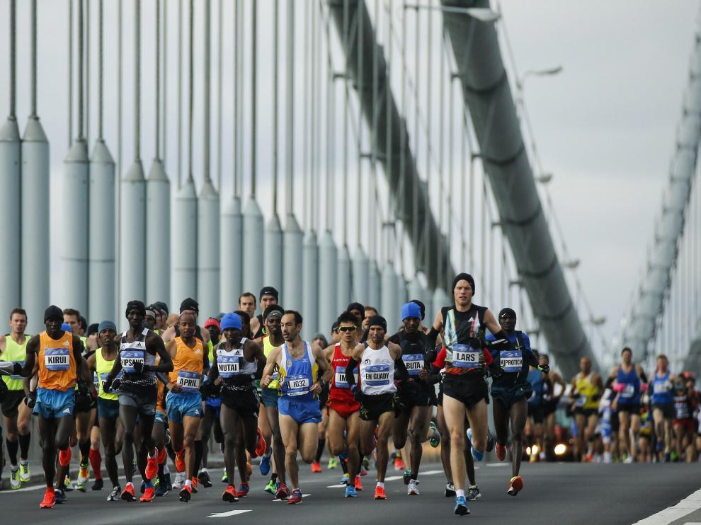 """Esta maratón es considerada """"la máxima expresión de deporte"""""""