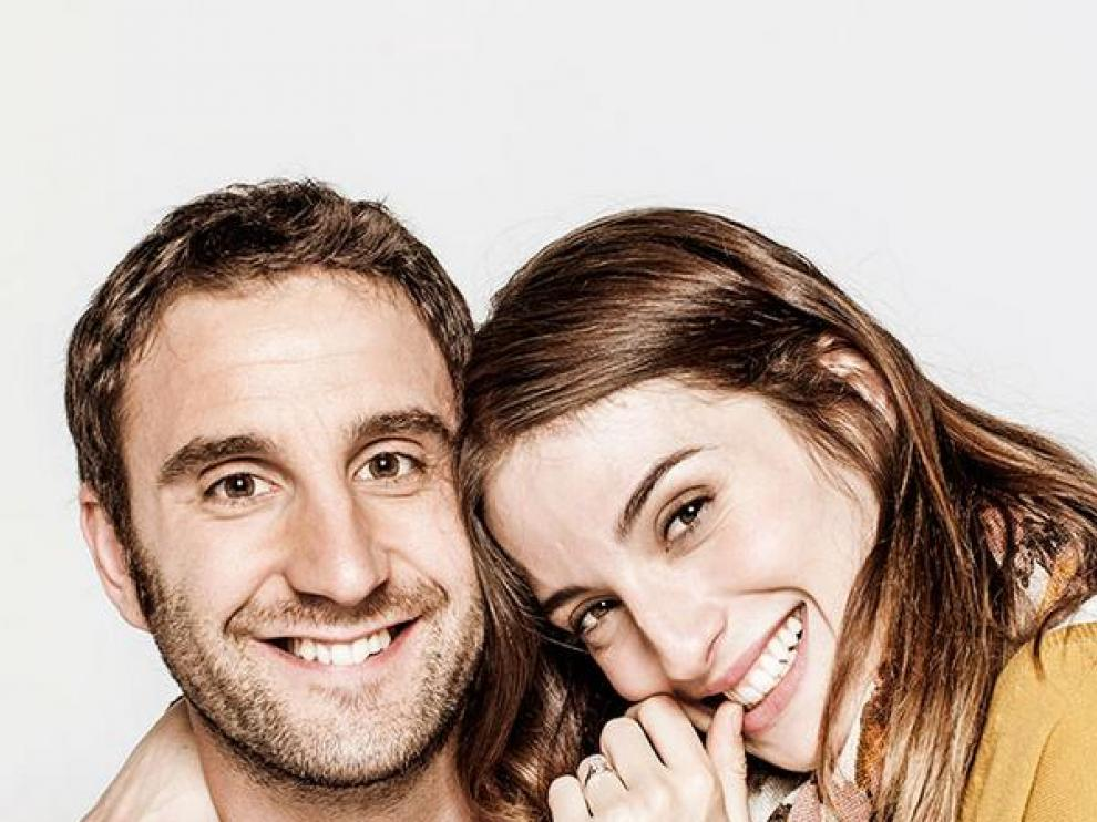 Dani Rovira y María Valverde