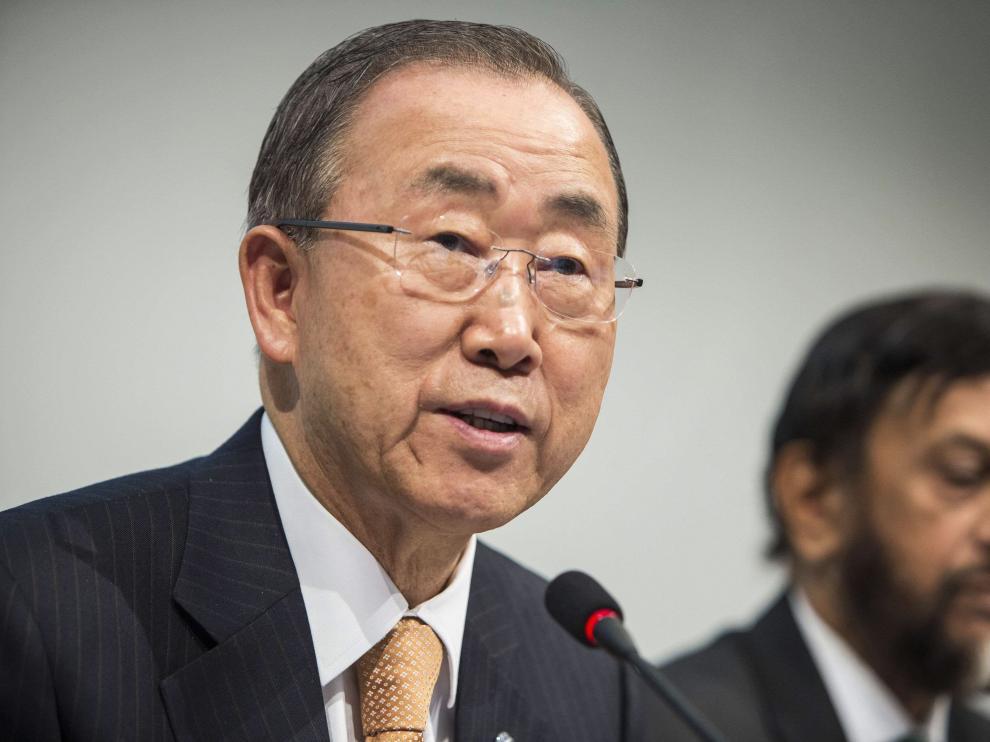 Ban Ki-moon podría ser el próximo candidato a la presidencia de Corea del Sur