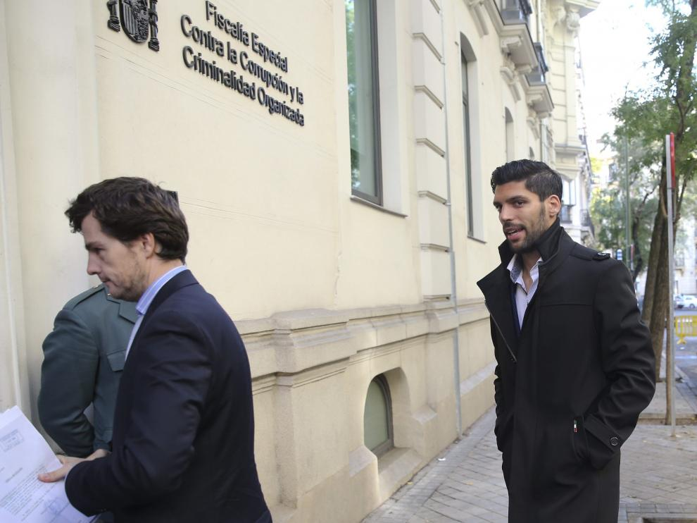 El aragonés Ángel Lafita llega a la Fiscalía Anticorrupción