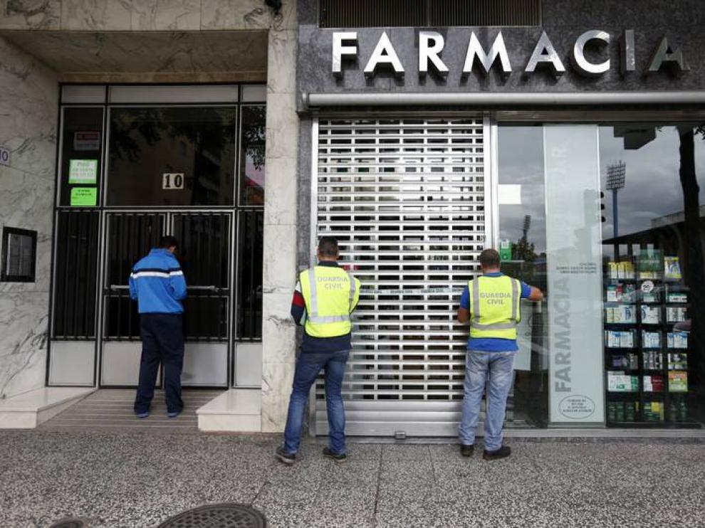La farmacia de Violante de Hungría fue investigada