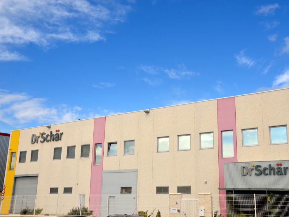 Fábrica en Alagón de Dr. Schär