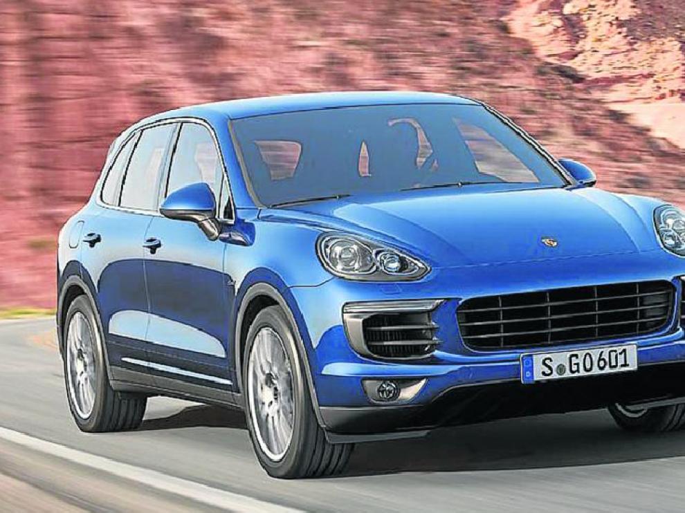 Porsche Cayenne: El SUV deportivo