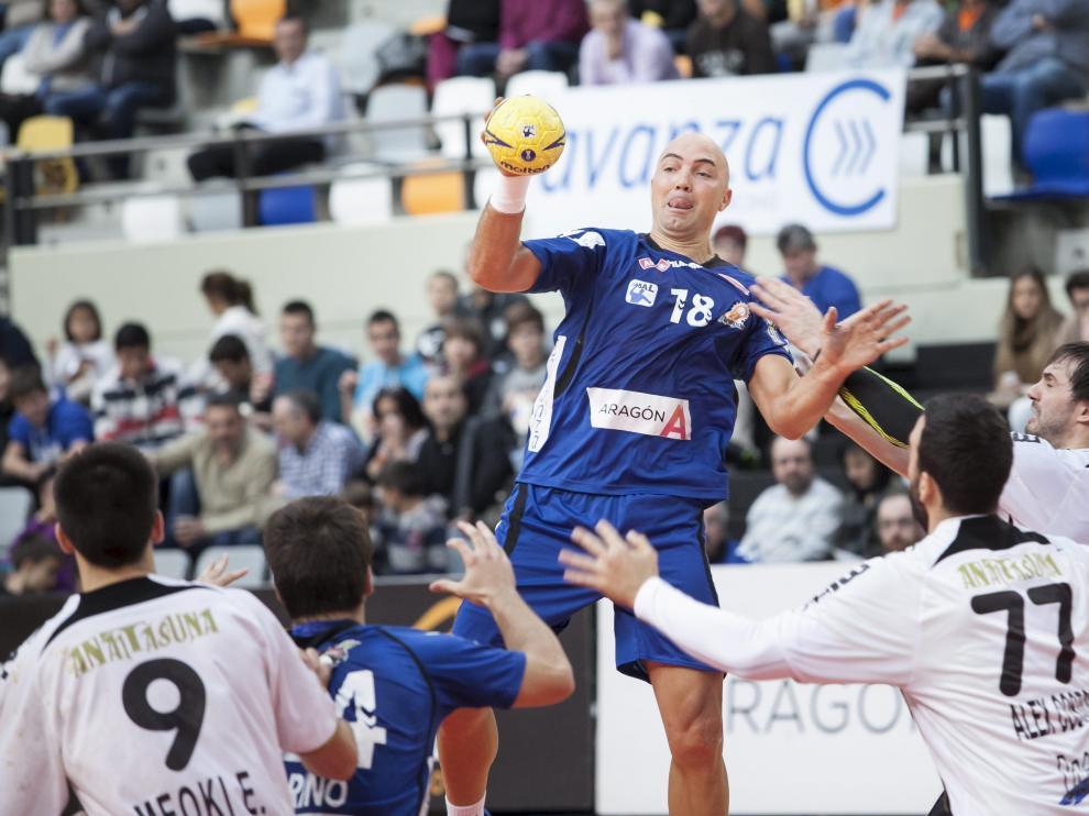 Demetrio Lozano, de nuevo como jugador