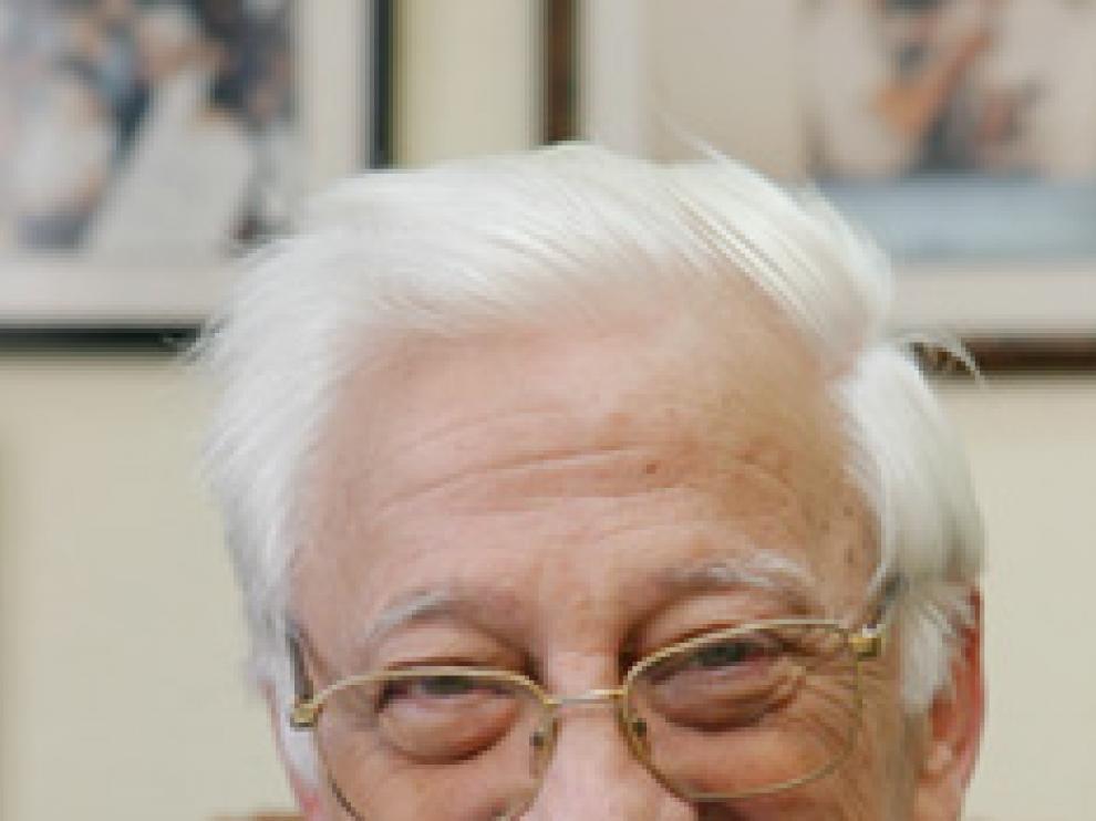 Padre Ángel, fundador de Mensajeros de la Paz