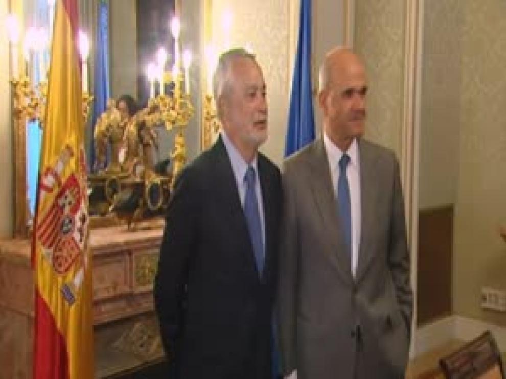 Griñán y Chaves, procesados por el caso de los ERE.