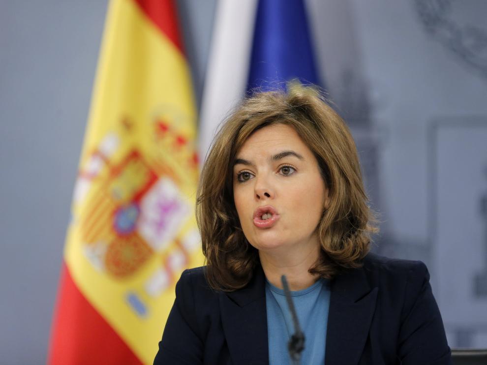 Soraya Sánez de Santamaría