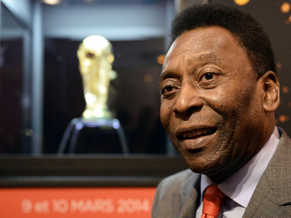 Pelé dice estar recuperado y agradece el apoyo