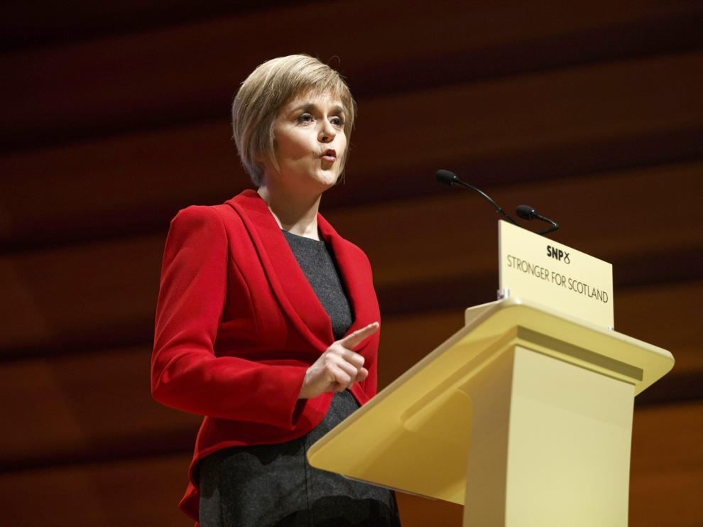 Sturgeon en una imagen de archivo