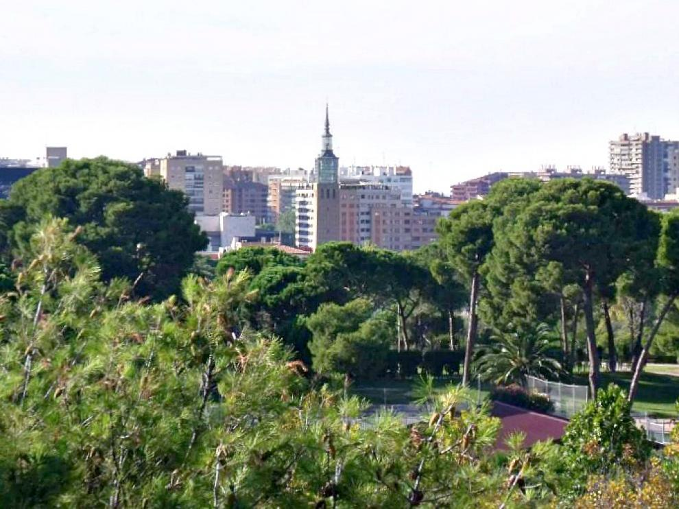 Parque Grande José Antonio Labordeta.
