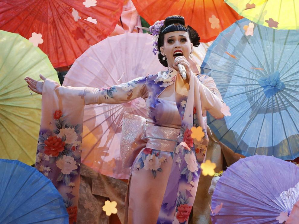 Katy Perry (Archivo)