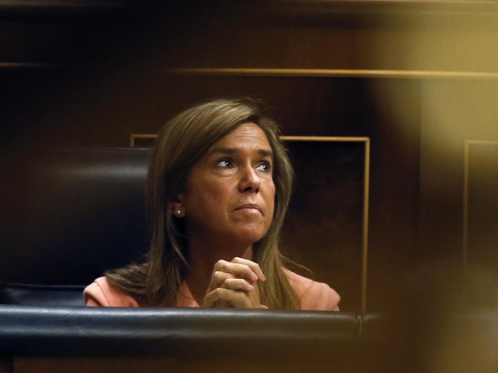 La exministra de Sanidad Ana Mato.