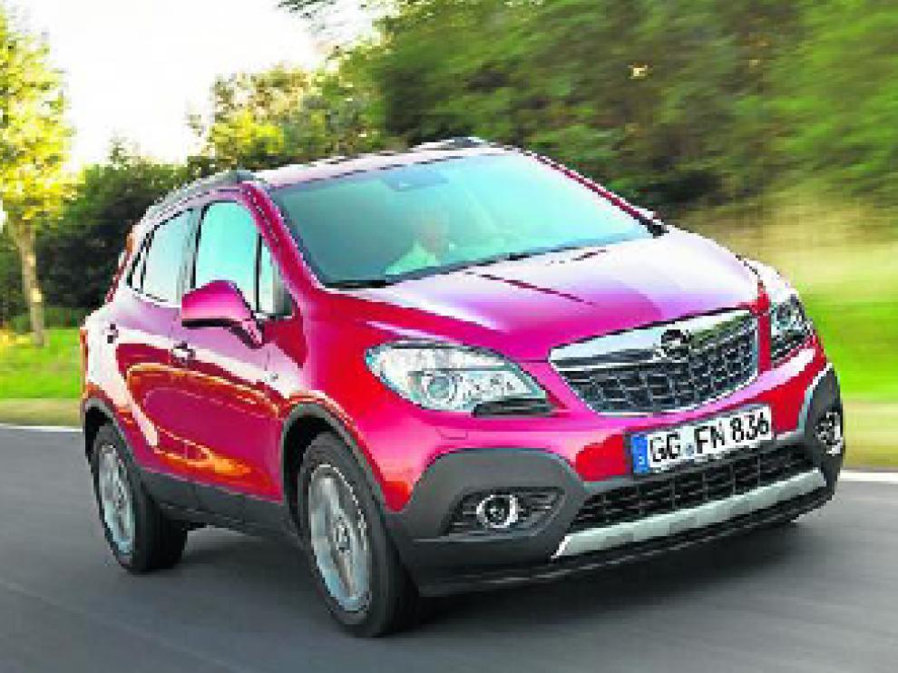 Opel Mokka: Nuevo turbodiésel más eficiente