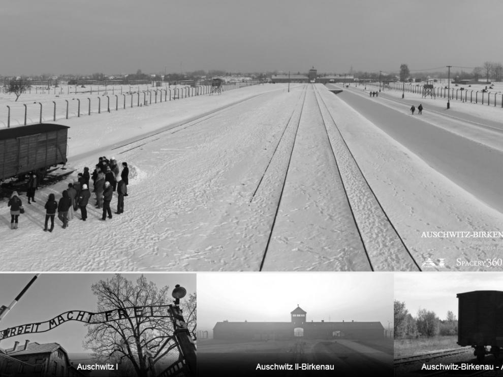 Representantes de más de 40 países celebran el 70 aniversario de la liberación de Auschwitz