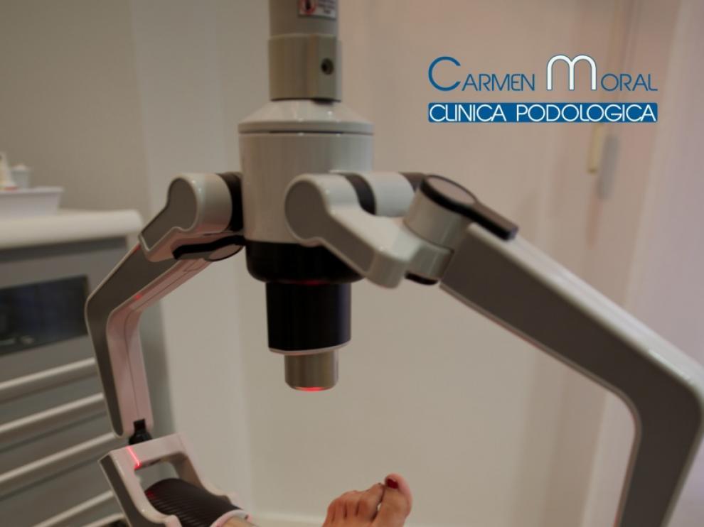 Este tratamiento láser pionero en España interacciona con los tejidos y acelera la reproducción celular.