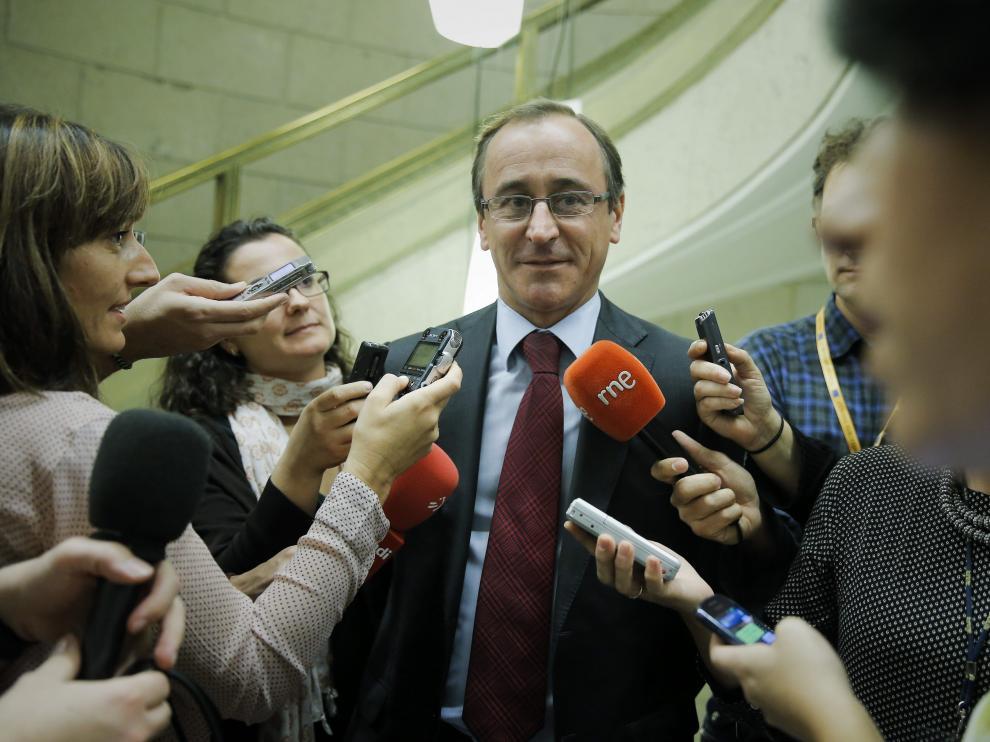 Nuevo ministro de Sanidad, Alfonso Alonso